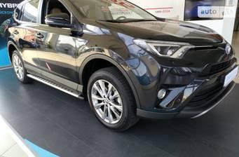 Toyota Rav 4 2.5 E-CVT Hybrid (197 л.с.) E-AWD 2018