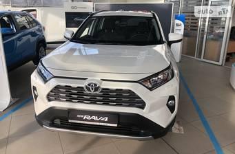 Toyota Rav 4 2.0 Dual VVT-i CVT (173 л.с.) 2018