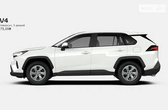 Toyota Rav 4 2.0 Dual VVT-i MT (173 л.с.) 2019
