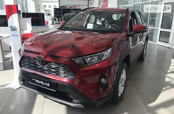 Toyota Rav 4 2.0 Dual VVT-i CVT (173 л.с.) AWD 2019