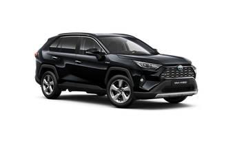 Toyota Rav 4 2.5 Hybrid e-CVT (218 л.с.) 2018