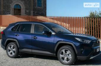 Toyota Rav 4 2.0 Dual VVT-i CVT (173 л.с.) 2019