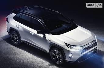 Toyota Rav 4 2.5 Hybrid e-CVT (218 л.с.) 2019