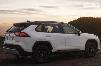 Toyota Rav 4 2.5 Hybrid e-CVT (222 л.с.) AWD-i 2019