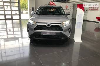 Toyota RAV4 2020 Live