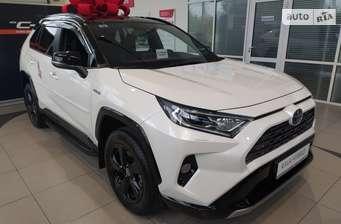 Toyota RAV4 2020 в Запорожье