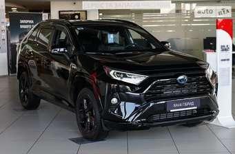 Toyota RAV4 2020 в Львов