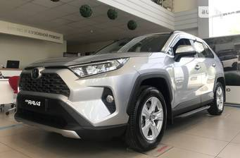 Toyota RAV4 2.0 Dual VVT-i CVT (173 л.с.) AWD 2019