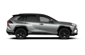 Toyota RAV4 2.5 Hybrid e-CVT (218 л.с.) 2019