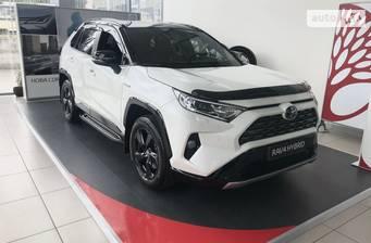 Toyota RAV4 2.5 Hybrid e-CVT (222 л.с.) AWD-i 2020