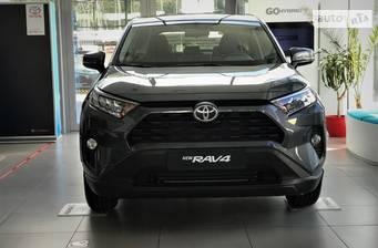 Toyota RAV4 2.0 Dual VVT-i CVT (173 л.с.) 2020