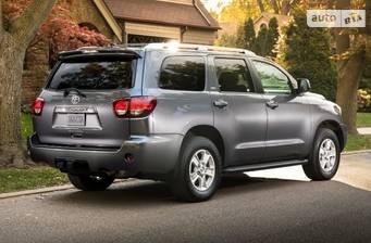 Toyota Sequoia FL 5.7 AT (381 л.с.) 2018