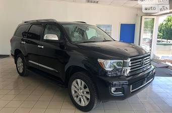 Toyota Sequoia FL 5.7 AT (381 л.с.) 2019