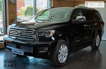 Toyota Sequoia FL 5.7 AT (381 л.с.) 2018