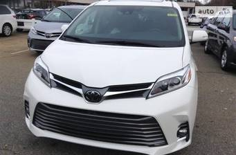 Toyota Sienna 2020 Limited Edition
