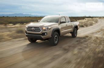 Toyota Tacoma 3.5 AT (278 л.с.) 2018