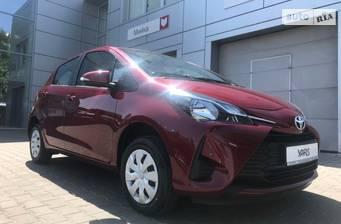 Toyota Yaris 1.0 VVT-i MT (69 л.с.) 2019