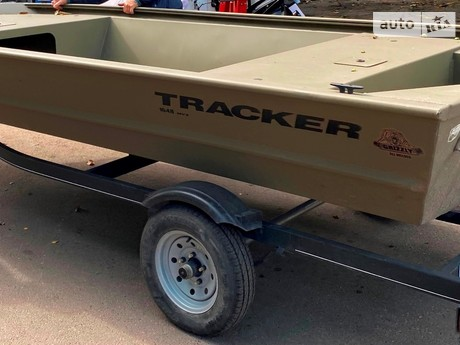 Tracker Grizzly 2020
