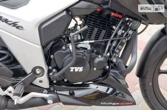 TVS Apache RTR 160 2021
