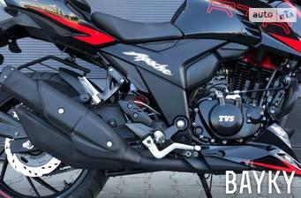 TVS Apache RTR 200 2021