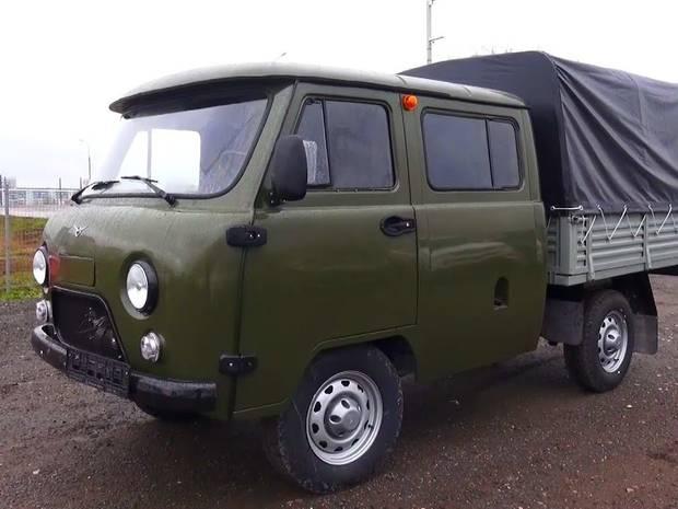 УАЗ 3909 base