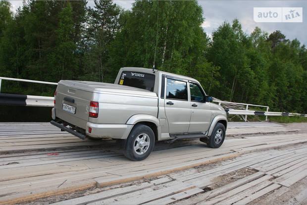 УАЗ Pickup Comfort