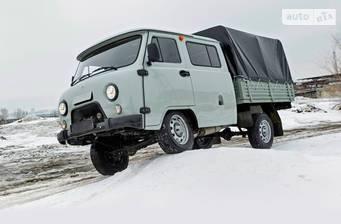 УАЗ 3909 2018 base