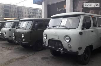 УАЗ 3909 2019