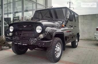 УАЗ Hunter 315195-068 2017