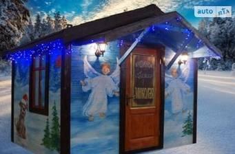 Українська мрія Рождественский торговый домик Стандарт 2018