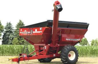 Unverferth Grain Handling 31 м3 2018
