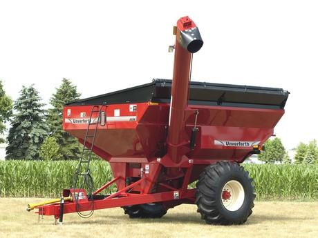 Unverferth Grain Handling 2018