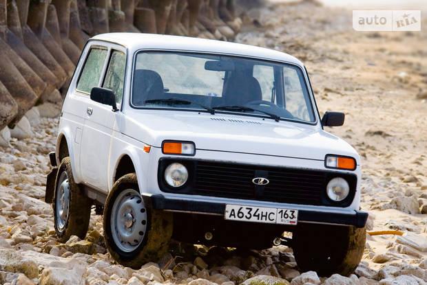 ВАЗ 2121 1 покоління (2 рестайлінг) Позашляховик