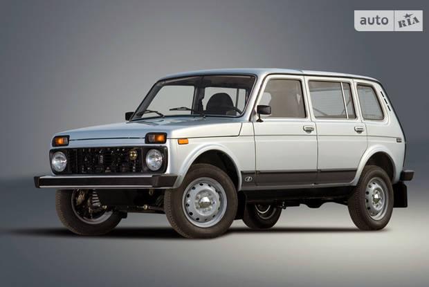 ВАЗ 2131 I поколение Позашляховик