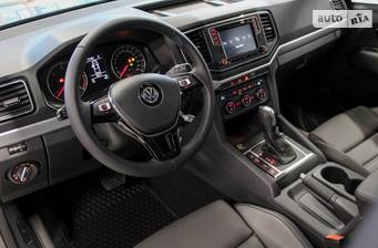 Volkswagen Amarok 2019 Volcano