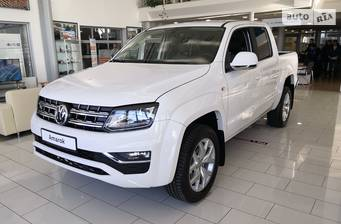 Volkswagen Amarok DoubleCab New 3.0D АT (224 л.с.) 4Motion  2018