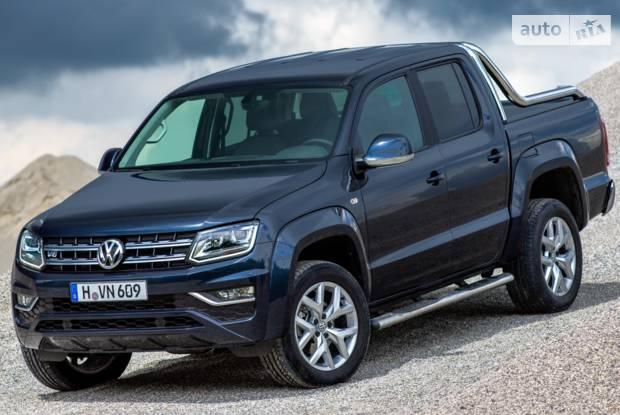 Volkswagen Amarok Comfortline