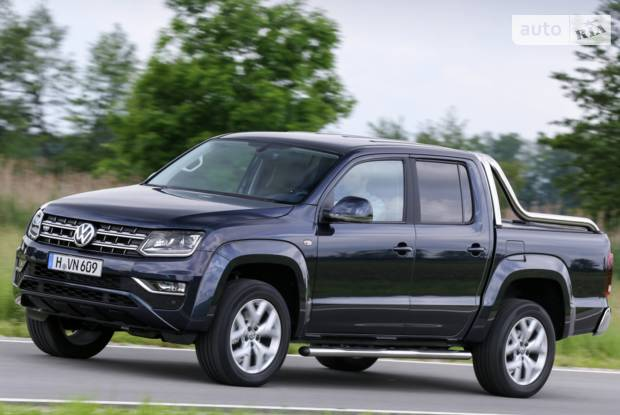 Volkswagen Amarok Trendline