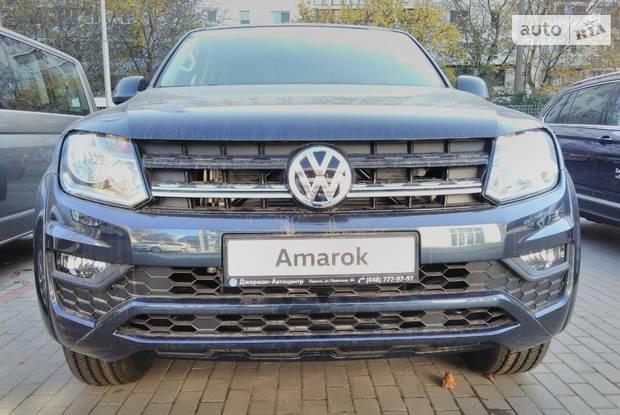 Volkswagen Amarok Jager