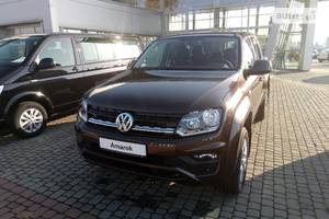 Volkswagen Amarok DoubleCab New 2.0D АT (180 л.с.) 4Motion Jager 2018