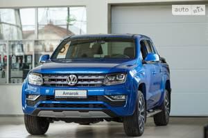 Volkswagen Amarok DoubleCab New 3.0D АT (224 л.с.) 4Motion  Aventura Launch 2019