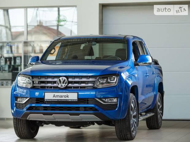 Volkswagen Amarok Aventura Launch