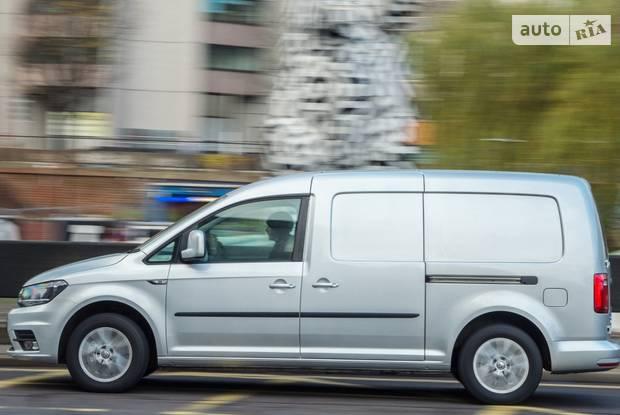 Volkswagen Caddy груз. Basis