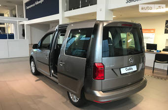 Volkswagen Caddy пасс. 2020