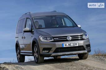 Volkswagen Caddy пасс. New 2.0 TDI АT (103 kw) Maxi 4Motion Comfortline 2017