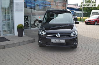 Volkswagen Caddy пасс. New 1.6 TDI MT (55 kw) 2018