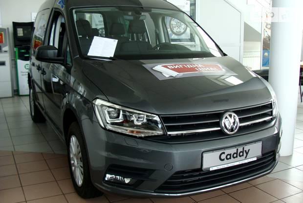 Volkswagen Caddy пасс. Trendline