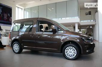 Volkswagen Caddy пасс. New 2.0 TDI MT (75 kw) 2018