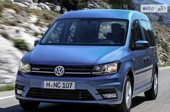 Volkswagen Caddy пасс. New 2.0 TDI MT (81 kw) 4Motion Trendline 2018