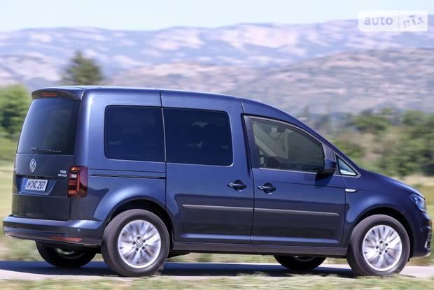 Volkswagen Caddy пасс. Comfortline